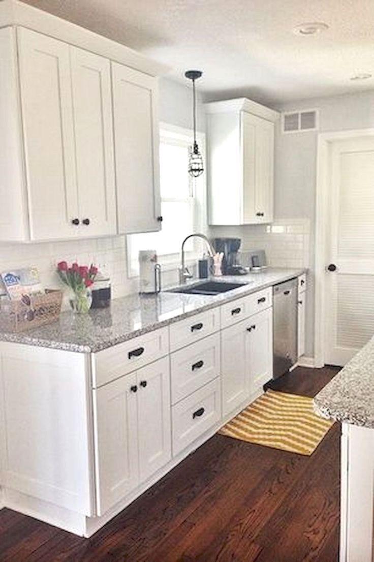 48 awesome modern farmhouse kitchen ideas