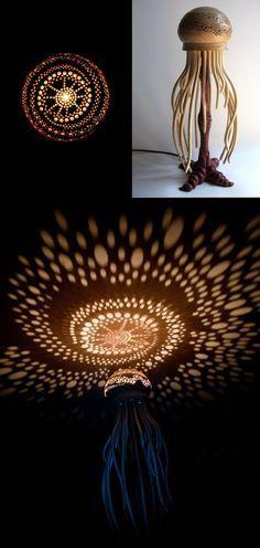Pin by Anette Eklund on Decor ideas   Photo lamp, Jellyfish