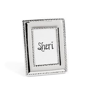12 Silvertone Plastic Place Card Frame Picture Holder Wedding Favor Table Number | eBay