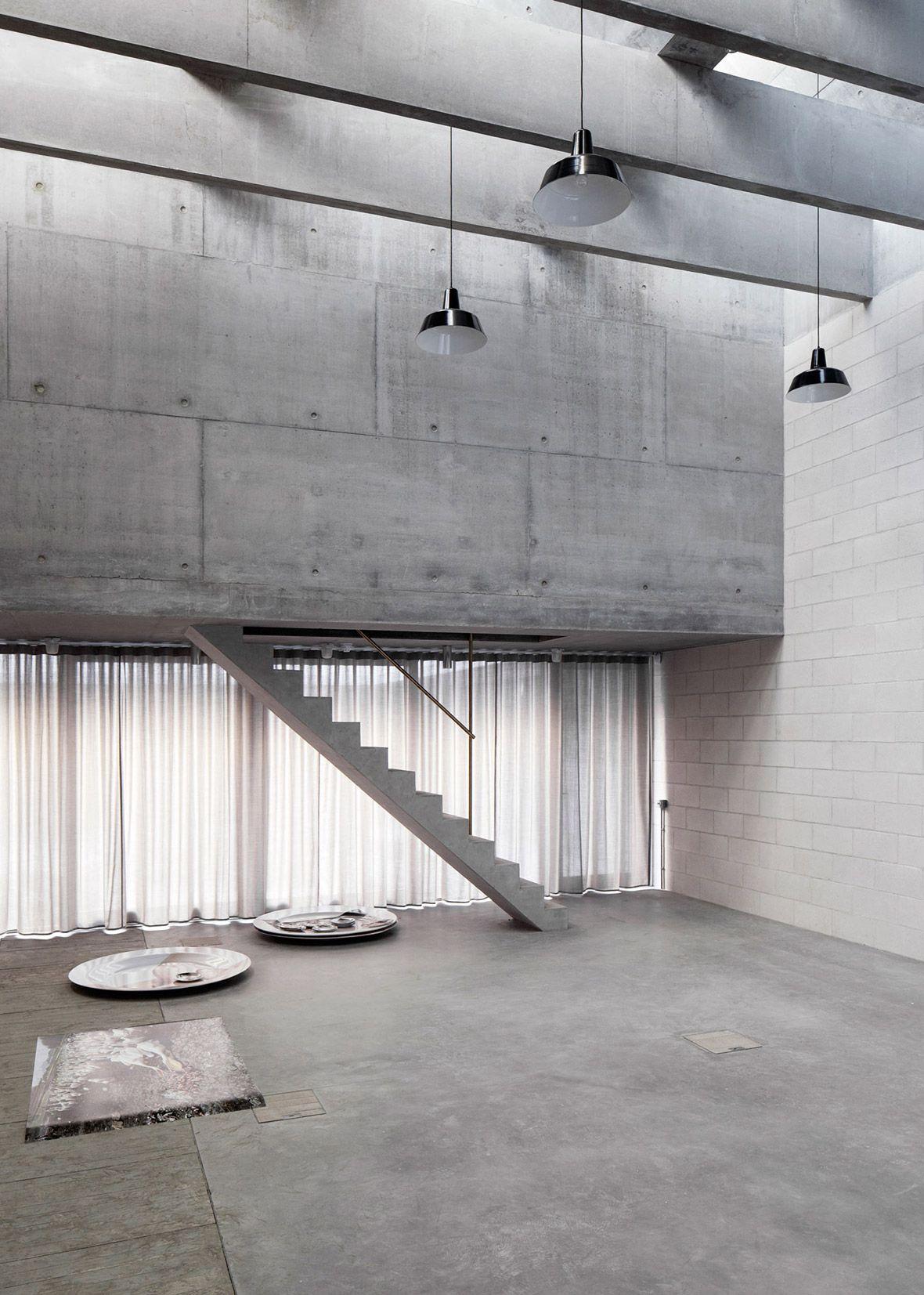 Juergen Teller Studio 6a Architects Formagramma Juergen Teller Architect Architecture