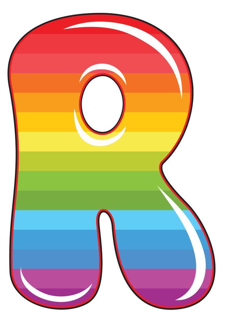 alfabeto infantil r letters pinterest clip art and alphabet rh pinterest co uk Letter B Clip Art Letter I Clip Art