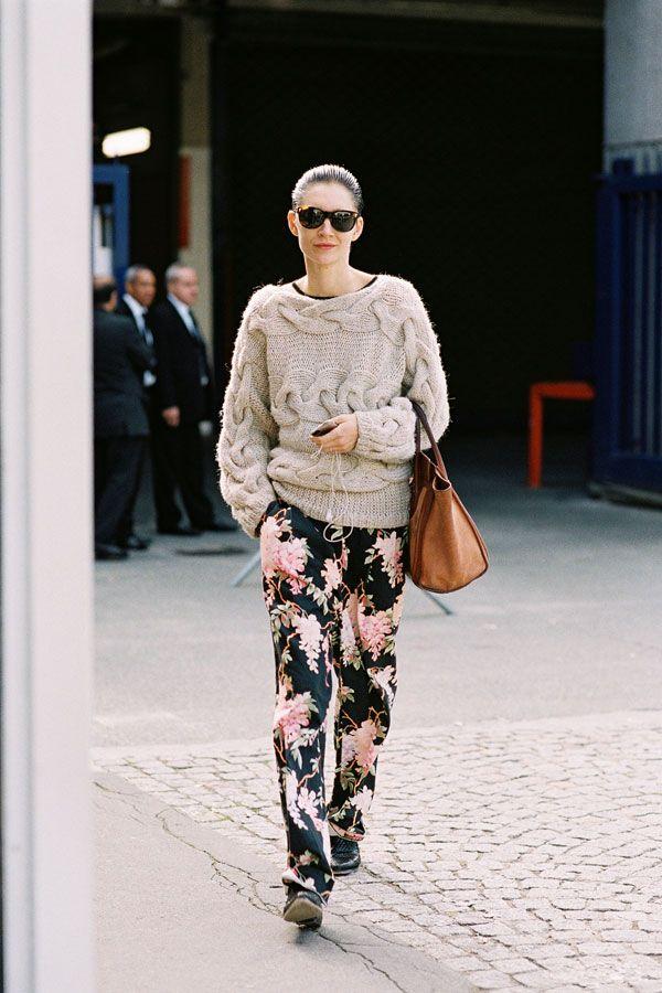 #fashion-ivabellini Vanessa Jackman: Paris Fashion Week SS 2013....Janice