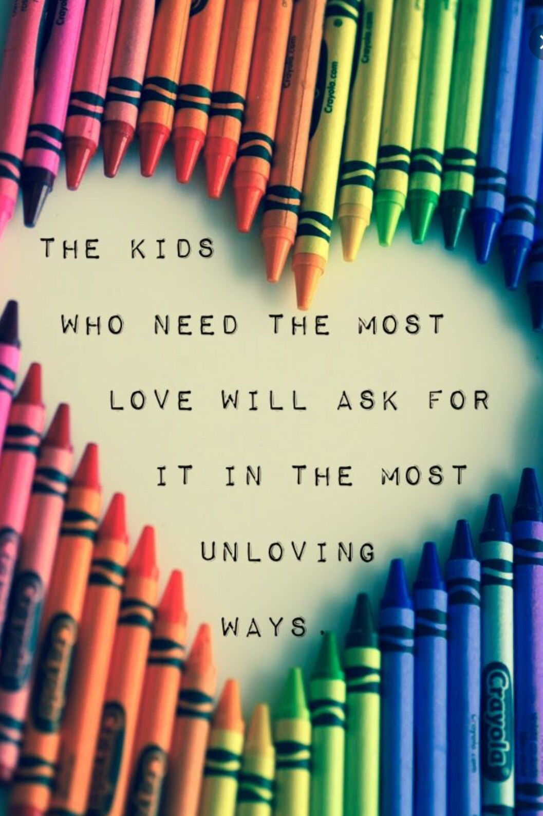 True. Kids Love In