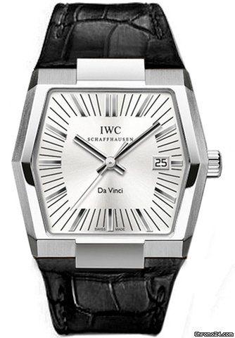 IWC Vintage Da Vinci Automatic $31,160 #IWC #watch #watches #chronograph…