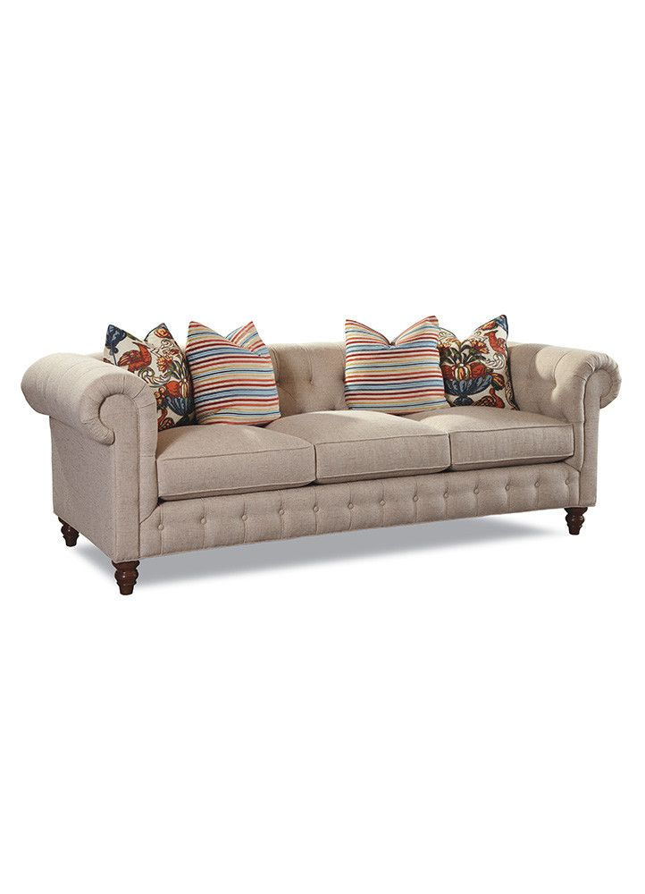 Vanessa Low Back Sofa