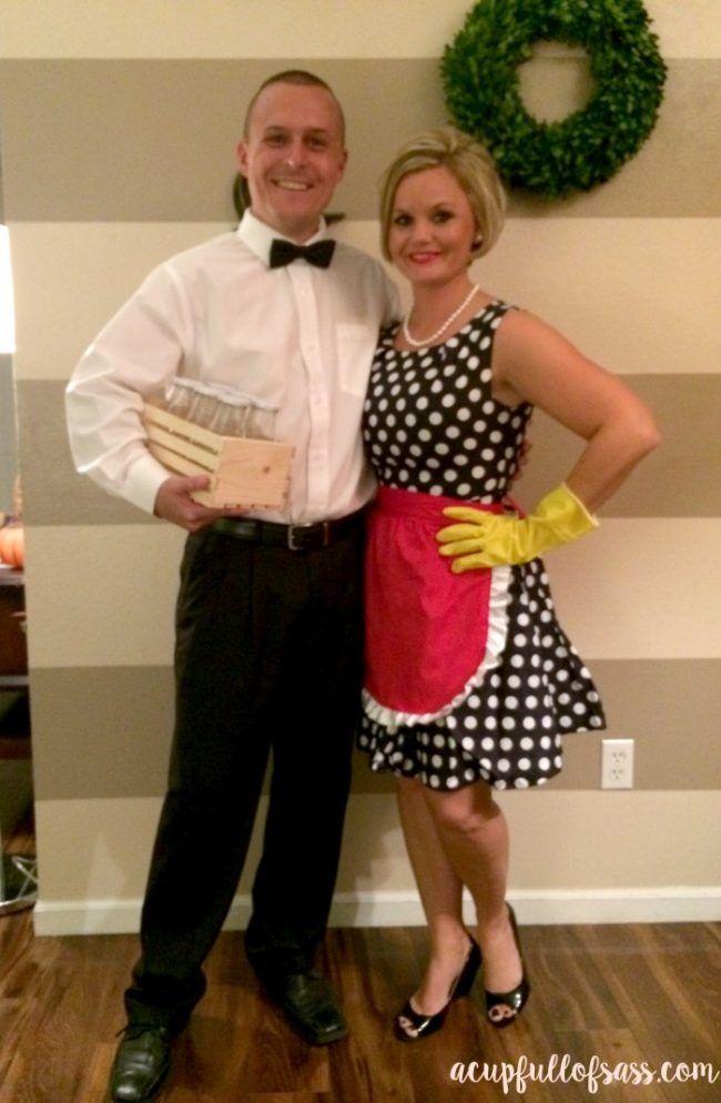 50 Couples Halloween Costume Ideas - cheap couple halloween costume ideas