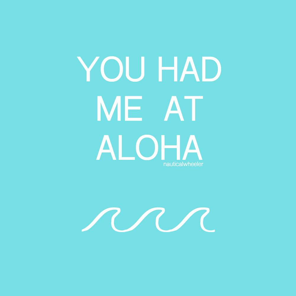 Instagram Beach Quotes: Aloha Quotes, Summer Quotes, Summer