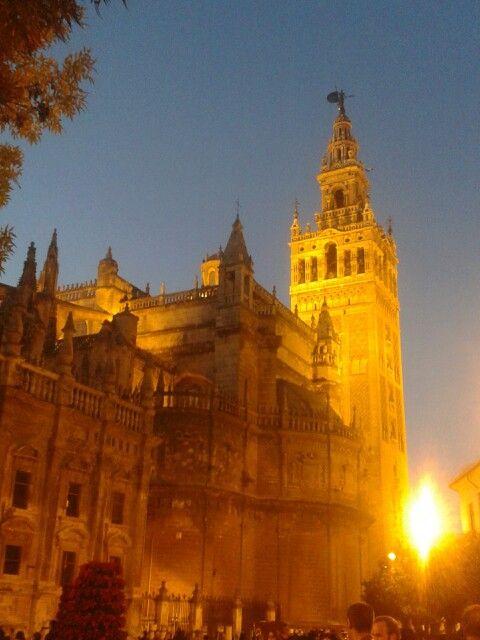 Giralda de Sevilla,,Spain