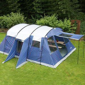 Skandika Milano 6 Man Tent - Blue Amazon.co.uk Sports u0026 & Skandika Milano 6 Man Tent - Blue: Amazon.co.uk: Sports u0026 Outdoors ...