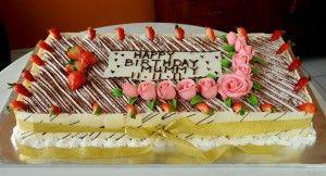 Birthday Cake Big Size Cake Desings Pinterest