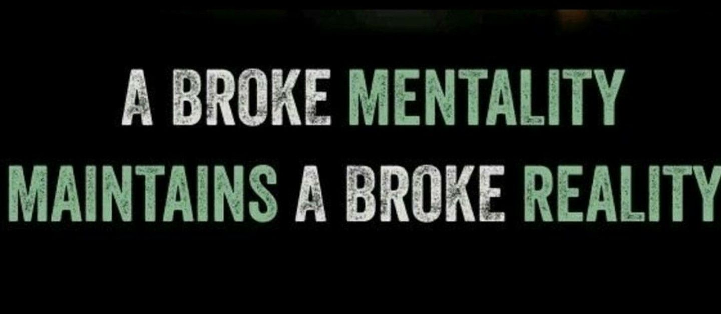 Broke Mentality With Images Mental Quotes Start Up Business