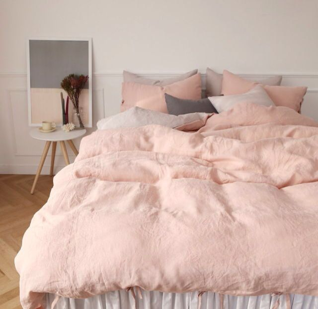 Light Pink So Cute Pink Bedding Set Pink Sheets Pink Bedding