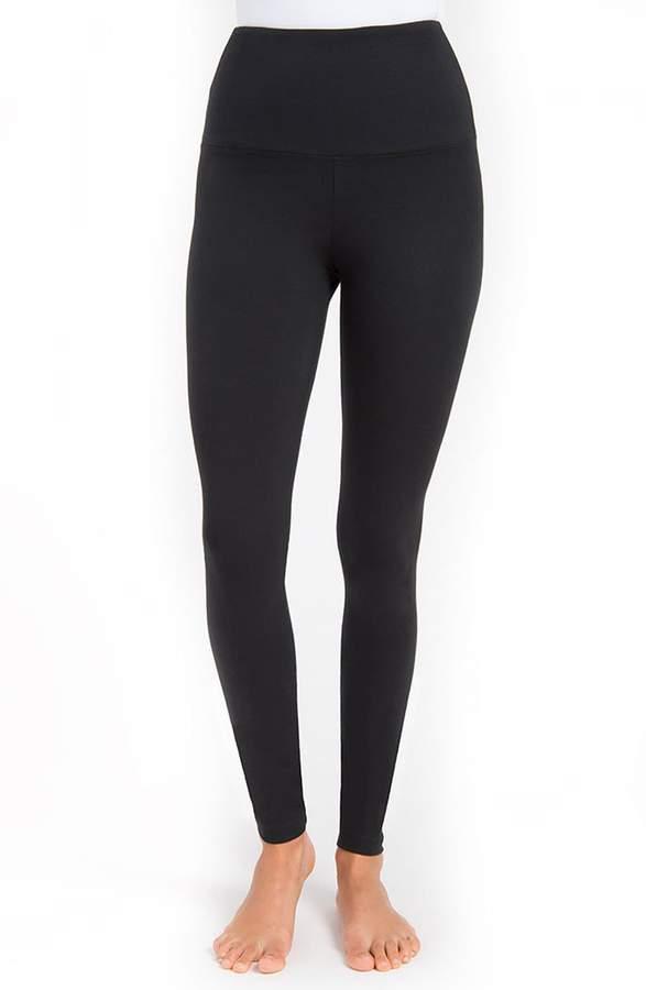 4e8050a6377e44 Women's Lyssé Control Top High Waist Leggings, Size Medium - Black ...