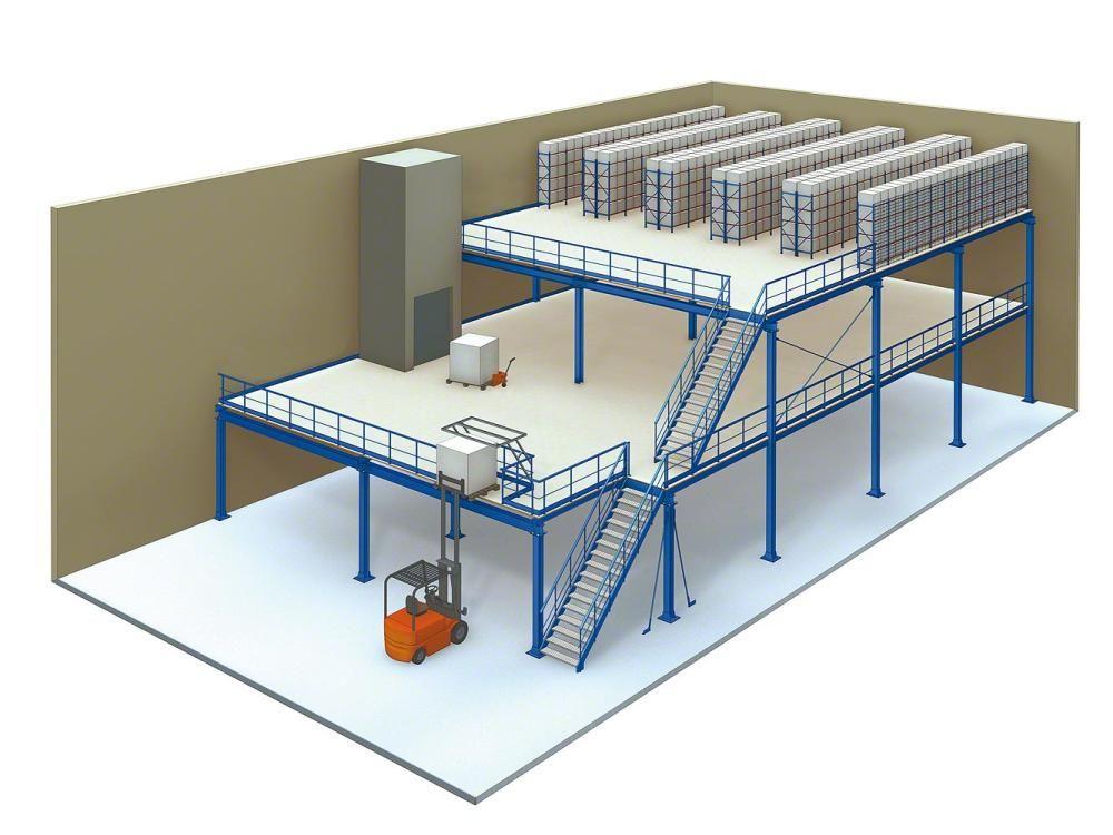 22 China Mezzanine Racking System ideas | mezzanine, racking system, pallet rack