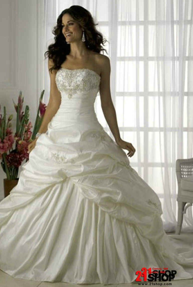 Princess style dress | country western wedding dresses ...