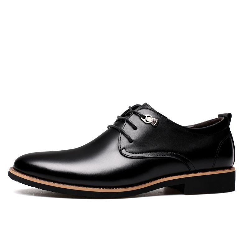 Hombre / Unisex Zapatos Cuero de Napa Primavera / Otoño Confort / Mocasín Zapatos de taco bajo y Slip-On Azul Oscuro / Fiesta y Noche umW97lnh3