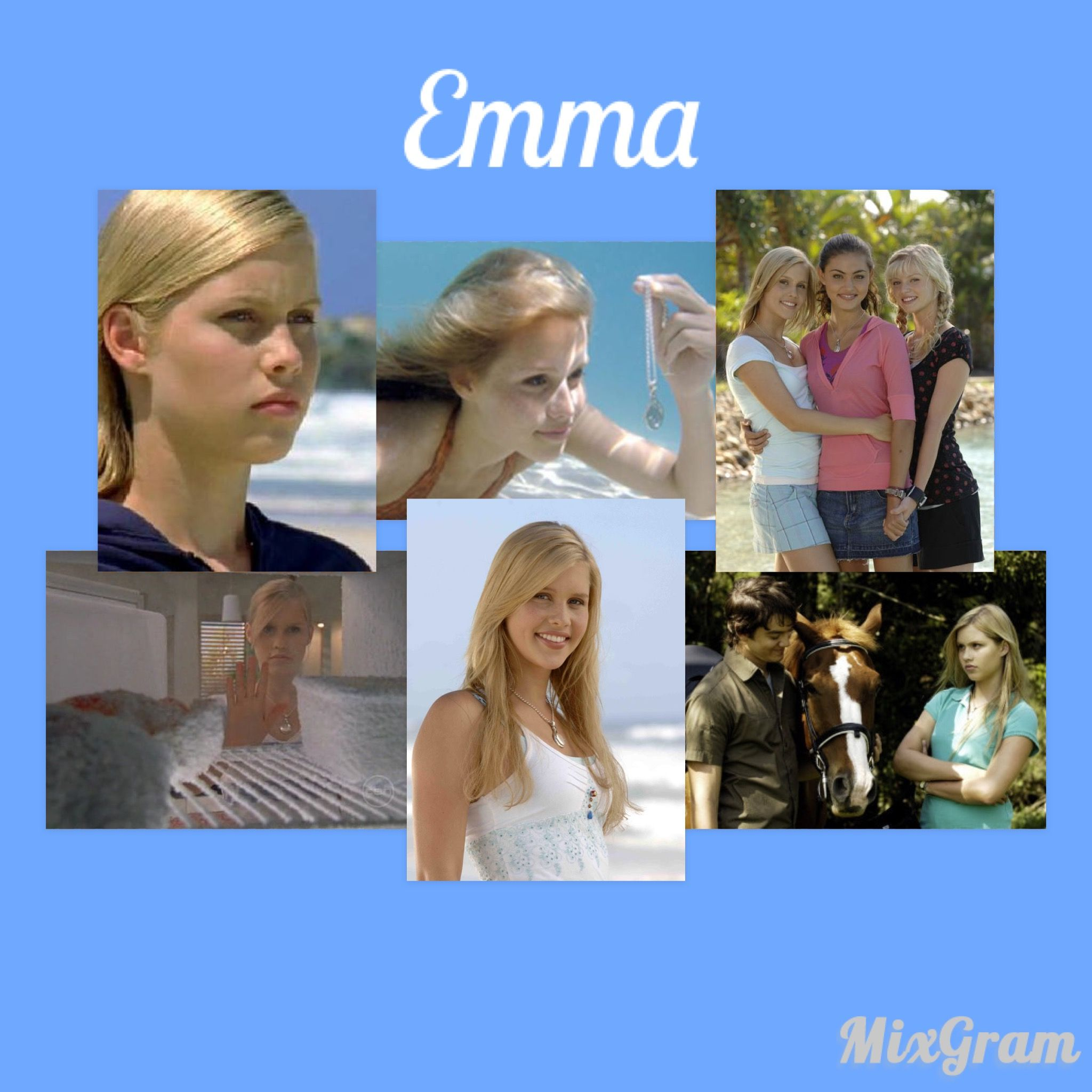 H2O Just Add Water Emma Gilbert Aka Claire Holt