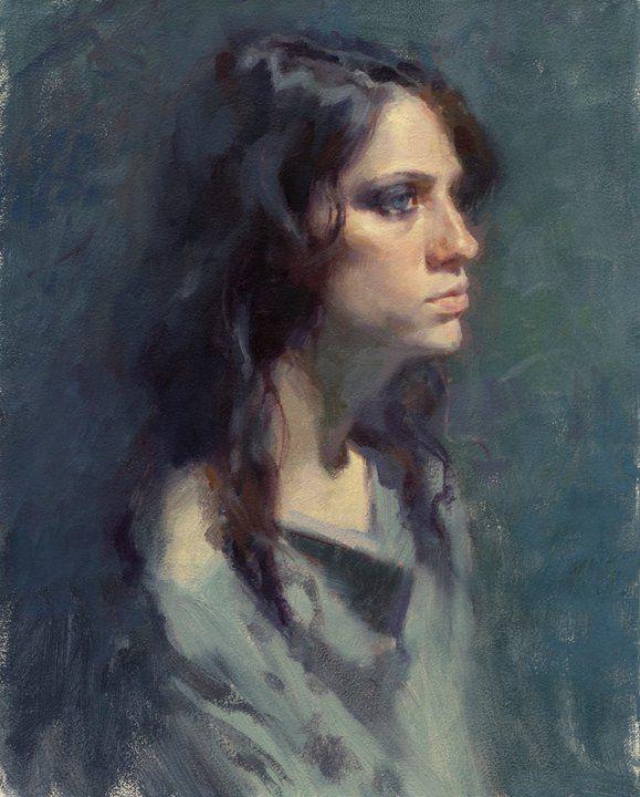 Aaron Coberly 1971 | American Figurative Impressionist painter | Tutt'Art@ | Pittura * Scultura * Poesia * Musica |