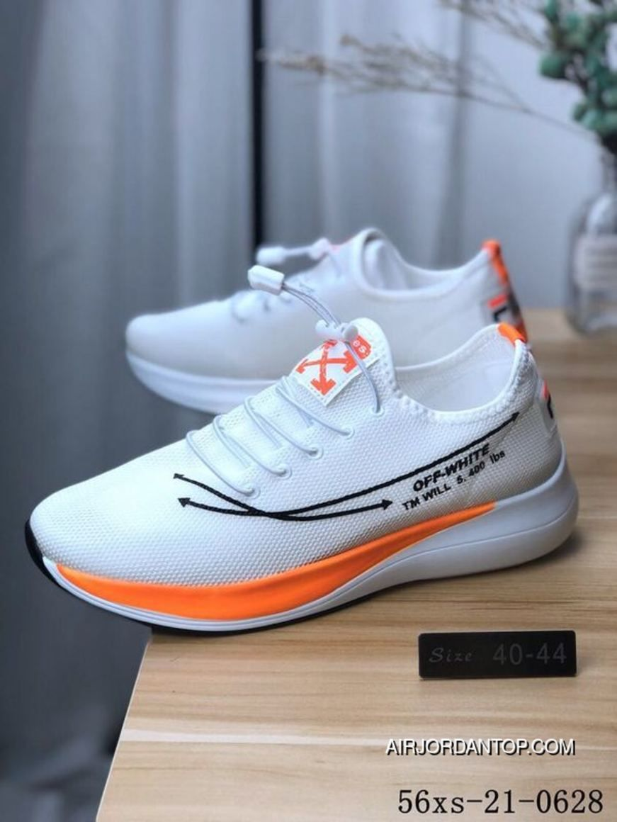 0772eafbad74 Fila OFF-WHITE X Fila Disruptor II Collaboration Publishing Breathable Mesh  Set Foot Running Shoes Slip On Strainer 56 Xs-21-0628 New Year Deals
