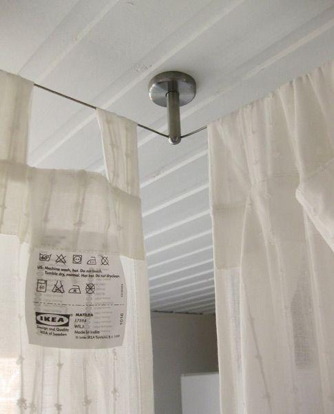 Curtains Ideas ceiling curtains ikea : 17 Best images about Kleiderschrank on Pinterest | Sheer curtains ...