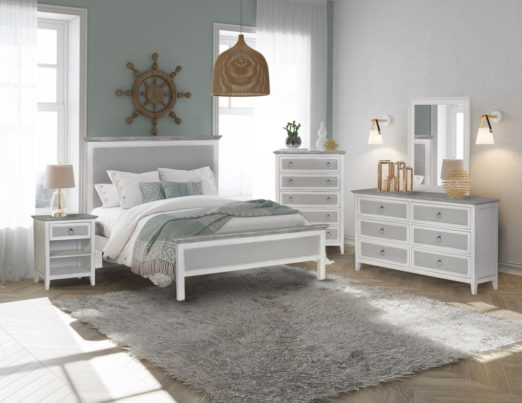 Captiva Island Bedroom Collection Furniture Consignment Furniture Upholstered Bedroom