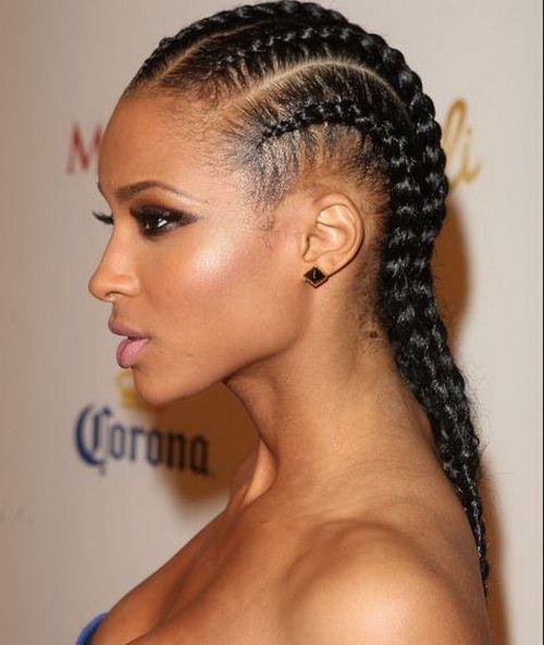 Magnificent 1000 Images About Braids On Pinterest African American Braids Short Hairstyles Gunalazisus