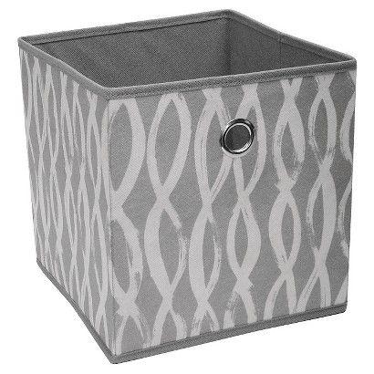 Fabric Cube Storage Bin 11 Room Essentials Cube Storage Bins Cube Storage Storage Bin