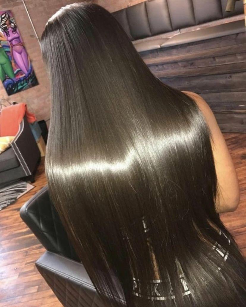 Liso Perfeito Long Hair Styles Long Shiny Hair Smooth Hair