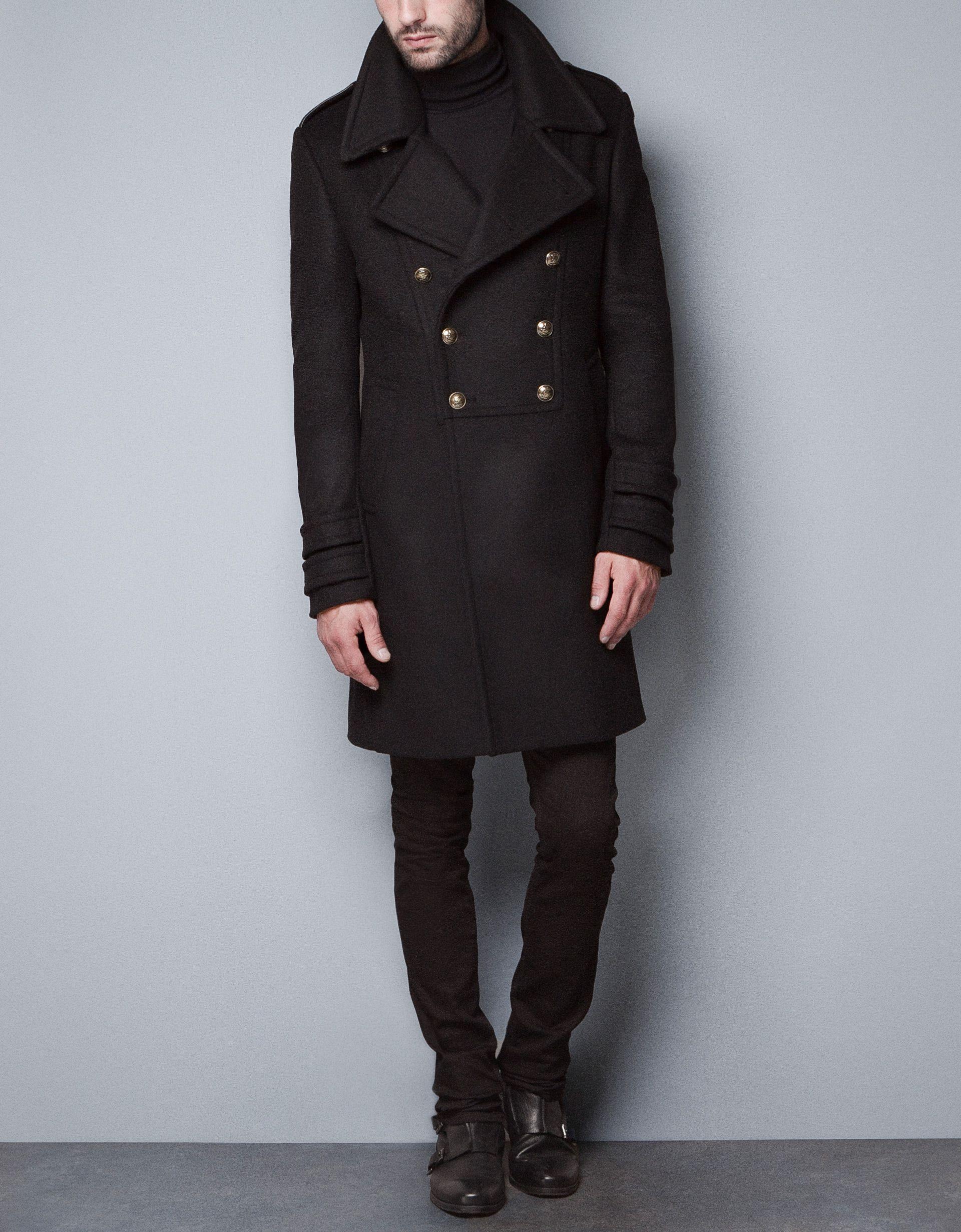 Men's Autumn/Winter Jackets- ZARA. i got it with 39.99 ...