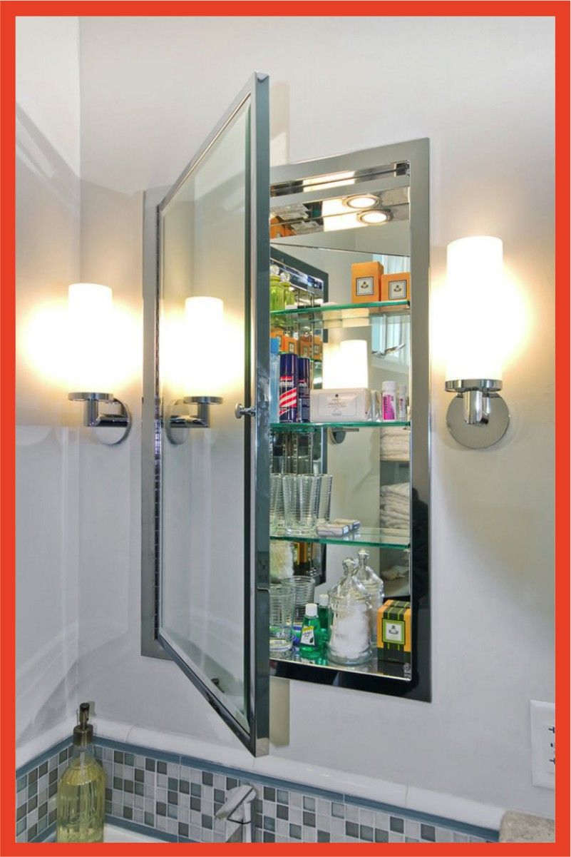 Medicine Cabinet Makeover For Less Than 2 Medicine Cabinet Makeover Bathroom Makeover Cabinet Makeover