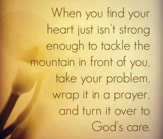 Keep Me Strong God Because I Need You. Crr