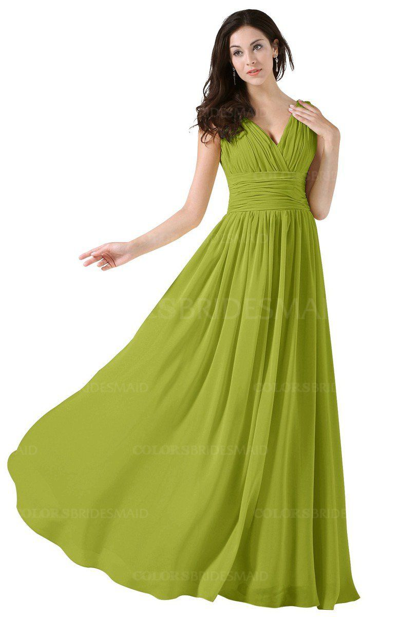 Colsbm alana green oasis bridesmaid dresses in file