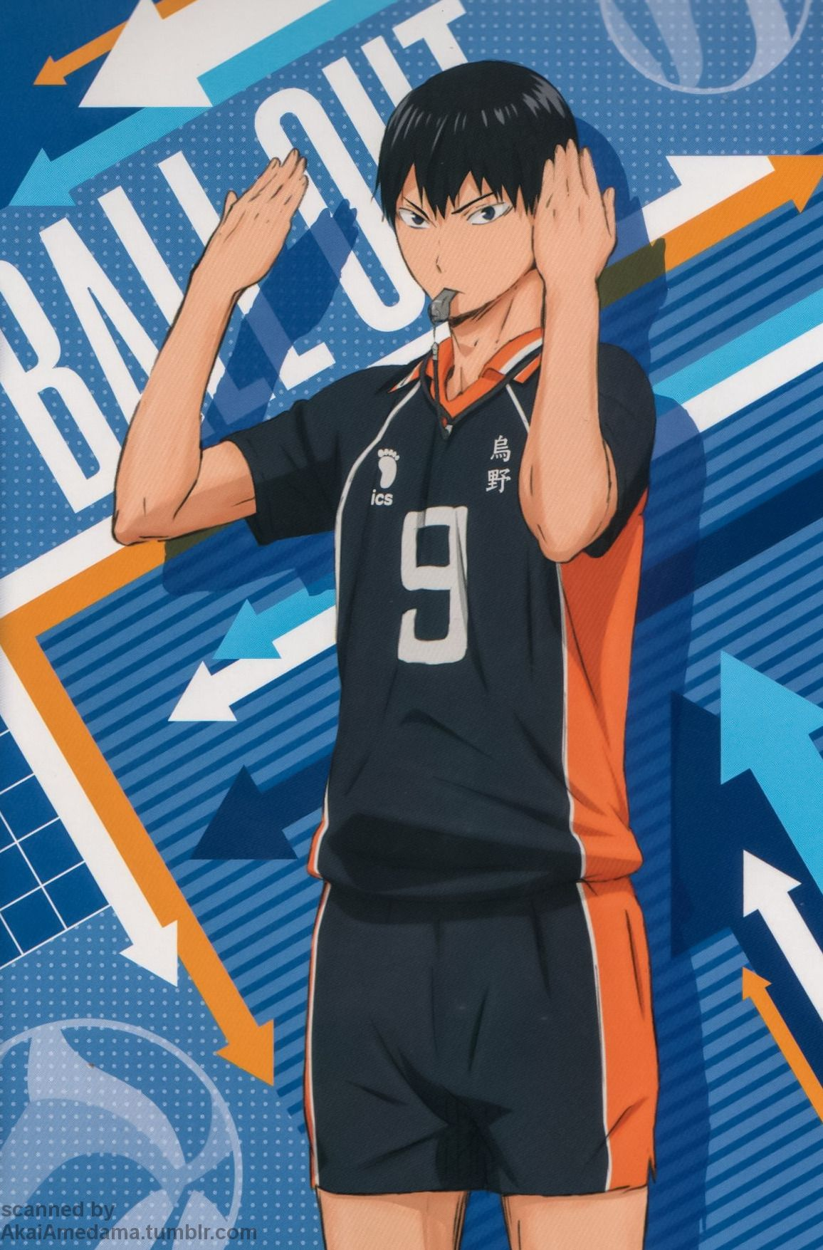 Of hooks, golden hands and metal arms. — Finally got my Haikyuu!! Hand & Flag Signal...