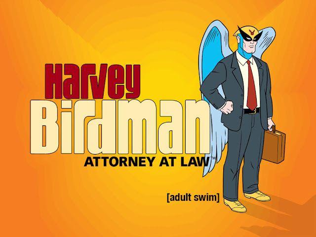 Harvey Birdman, Attorney at Law #lawyertv