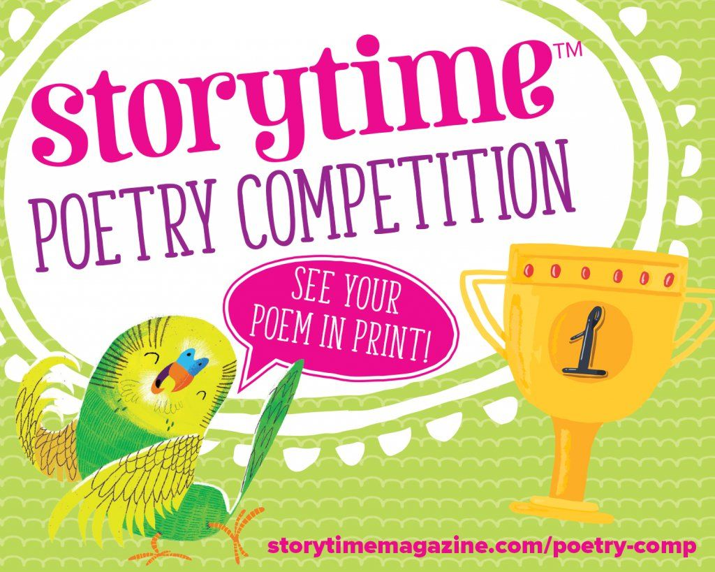 Storytime Poetry Competition
