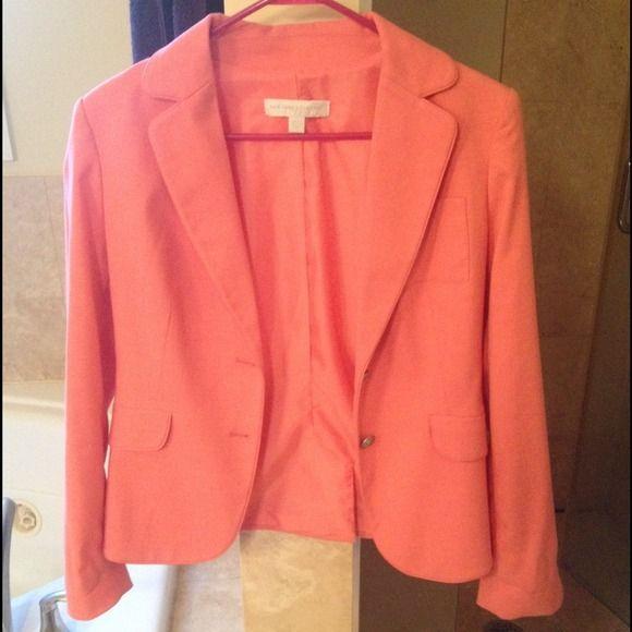 "Selling this ""Blazer"" in my Poshmark closet! My username is: smilova. #shopmycloset #poshmark #fashion #shopping #style #forsale #New York and Company #Jackets & Blazers"