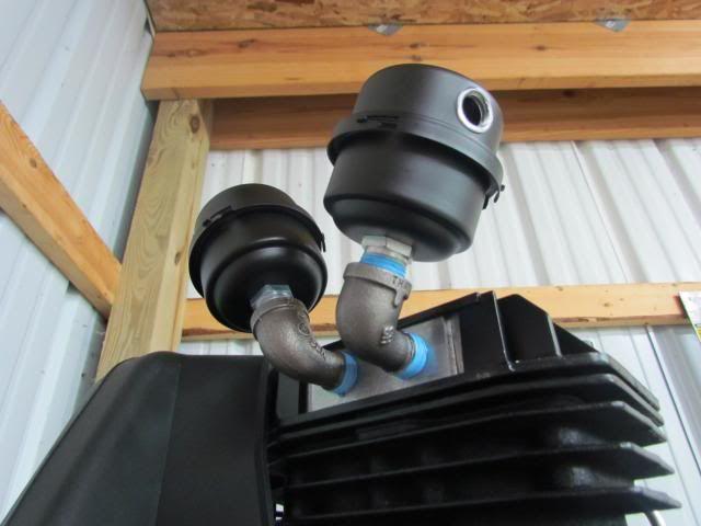 Solberg Mufflers For Air Compressor Garage Garage