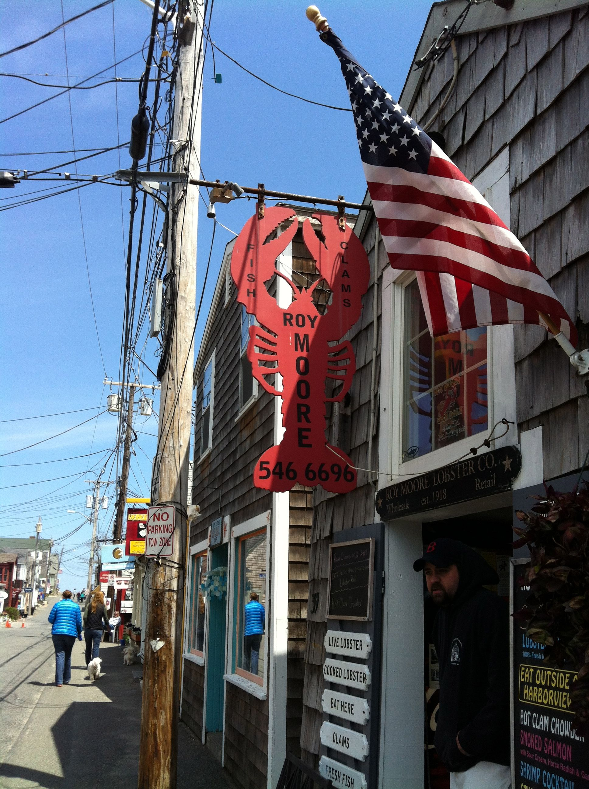 Lobster Shop Rockport MA ...