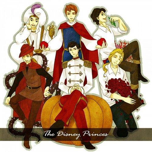 Que es en ingles prince charming