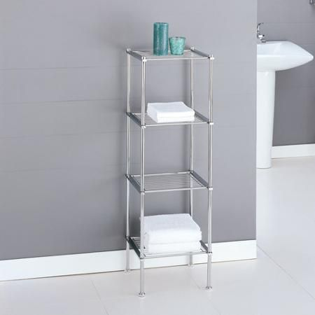 Home With Images Bathroom Storage Shelves Freestanding