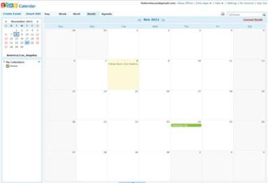 Why You Should Try The Free Zoho Calendar Online Calendar Free