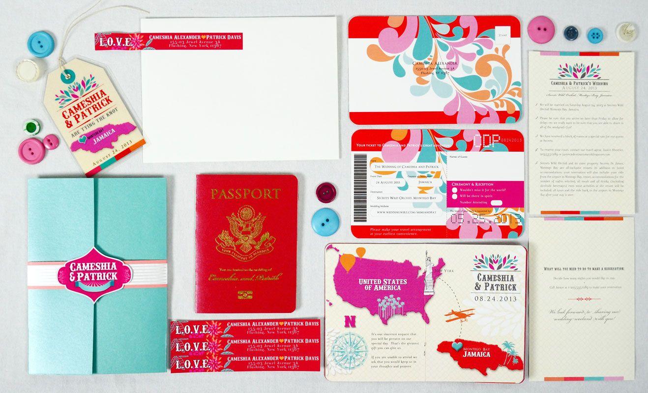 April Twenty Five - The Cameshia Passport and Boarding Pass ...