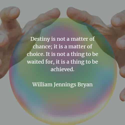60 Destiny quotes that will help explain its true meaning