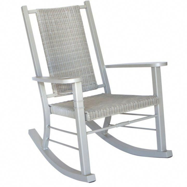 Country Living Rocking Chair (Various Colors) Detail 1 #rockingchairporch