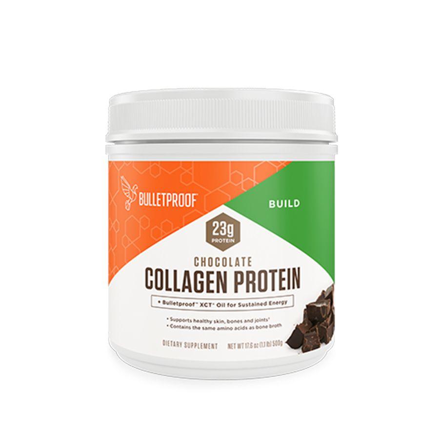 bulletproof, collagen for your hair Collagen protein