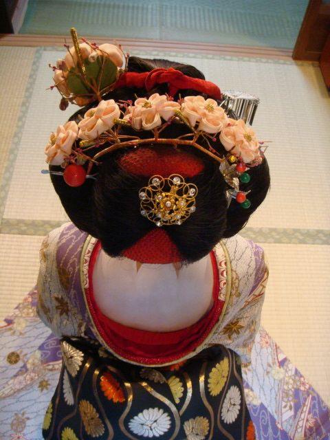 Maico Japanese Gril Geisha Dibujos