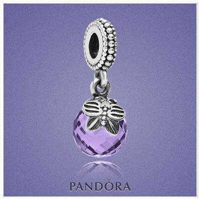 c7ba6fe97 Pandora Charm with Butterfly. Is this for fibromyalgia awareness ...