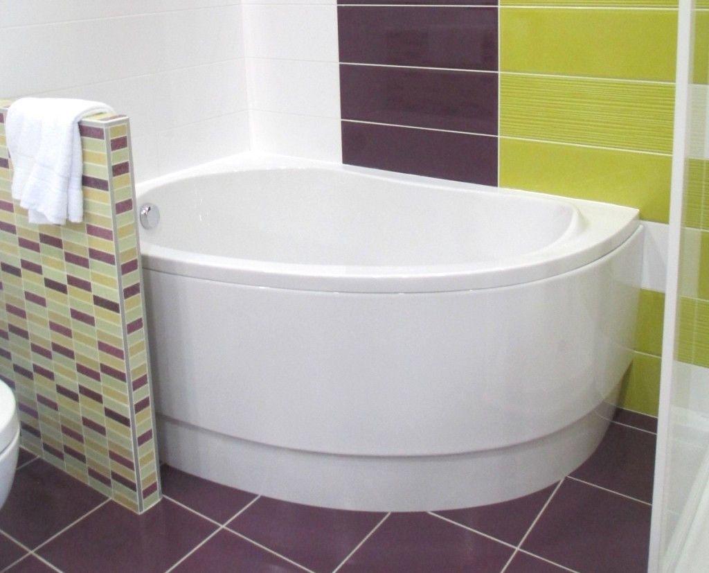 Baignoire D Angle 100x100 Avec Un Style Serieusement Impressionnant Corner Bathtub Bathtub Bathroom