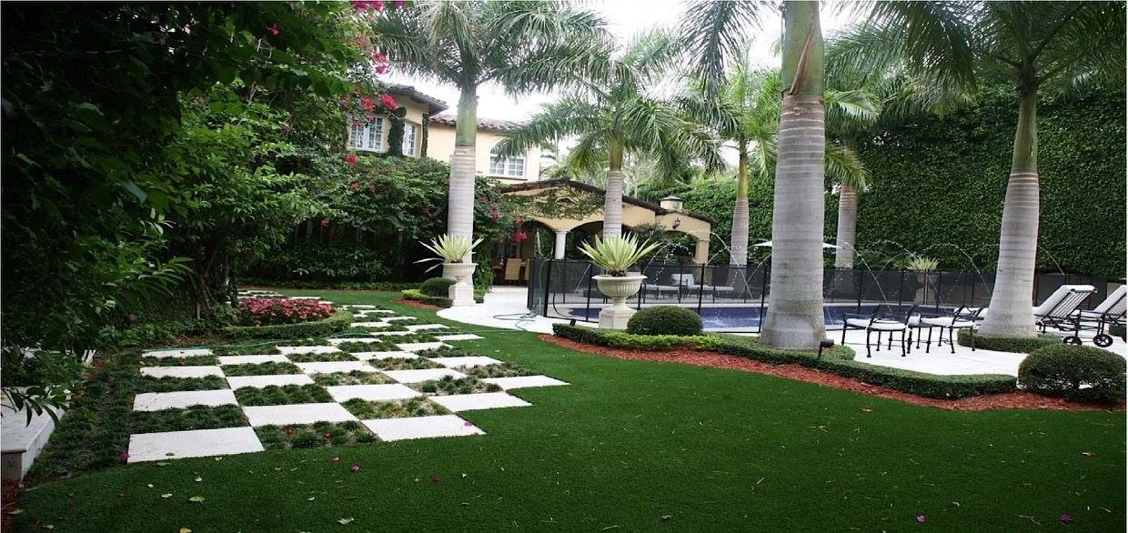 Another Beautiful Home In Coral Gables The City Beautiful With Synlawn Backyard Beautiful Homes Coral Gables