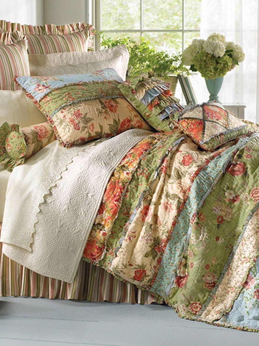 Garden Dream Quilt Collection From Linen Source Bedroom Refresh